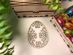 Veľkonočné vajíčka vyrezané z dreva Enamel, Easter, Vitreous Enamel, Easter Activities, Enamels, Tooth Enamel, Glaze