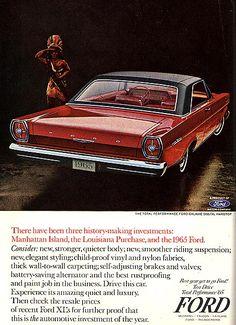 Ford Galaxie 1965