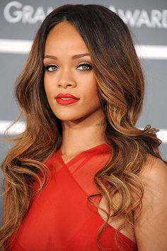 High Brow: The Best Celebrity Eyebrows - Rihanna