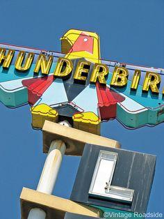 Thunderbird Lodge - Redding, California.  Prints now available!