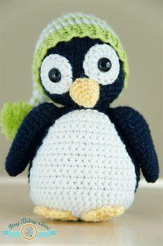 Chris, amigurumi crochet Itsy Bitsy Ami