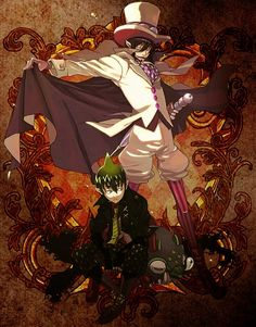 Mephisto and Amaimon
