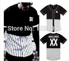 Cheap 2015 Hip hop Vintage manga corta ropa de béisbol Unisex verano masculinas hombres uniforme del béisbol de botín Jersey camisetas de deporte ay, Compro Calidad Camisetas directamente de los surtidores de China: