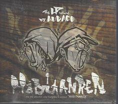 The LP featuring DJ Audace / Hibitanren (CD) Promotional CD / Digipak Case