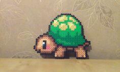 perler turtle by RavenTezea on deviantart