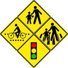 A educação para o trânsito na escola é uma questão de cidadania e de direitos humanos.     Objetivos:   - Introduzir a Educação para o t...