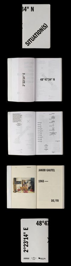 "SITUATION(S) [48°47'34""N/2°23'14""E]  Mac Val - Maquette & mise en page"