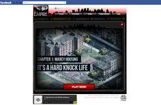 """Jay-Z Facebook game """"EMPIRE"""""""