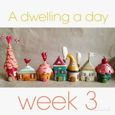 jessica jane: HANDMADE: Week 2 and 3