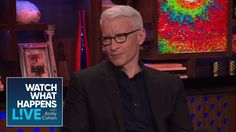 Are Anderson Cooper And Kathy Griffin Still Friends? | WWHL-Are Anderson Cooper And Kathy Griffin Still Friends? | WWHL