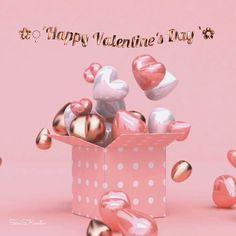 Happy Valentine's Day✿ฺ♥️`✿ฺ – Valentines Day Gift Ideas Valentines Day Sayings, Happy Valentine Day Video, Valentines Gif, Valentines Day Greetings, Happy Birthday Girls, Happy Birthday Greetings, Happy Birthday With Love, Happy Birthday Valentines Day, Happy Birthday To Me Quotes
