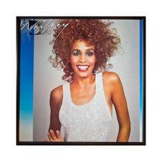 Whitney Houston Album Art now featured on Fab.