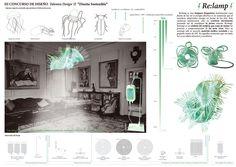 Accésit Industrial o Productos  Pilar Andrea Díez Villar  Re: Lamp, Lámpara bioquímica luminiscente  U. Politéc. de Madrid, España.