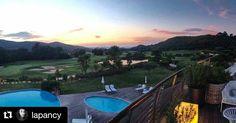 #Repost @lapancy  Non aggiungo altro.. #tramonto #sunset #argentario #toscana #tuscany #golf #nature #pool #piscina #summer #estate #travel #vacation #vacanze #italy #italia #designhotel #portoercole #Maremma #maremmamonamour