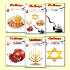 Early Years / Key Stage 1 Teaching Resources - Primary Treasure Chest provides of EYFS teaching resources for all areas of the curriculum. High quality early years resources / preschool printables for teachers. Teaching Activities, Teaching Resources, Teaching Ideas, Drawing Challenge, Challenge Cards, Rosh Hashanah, Preschool Printables, Eyfs, Crafts For Kids
