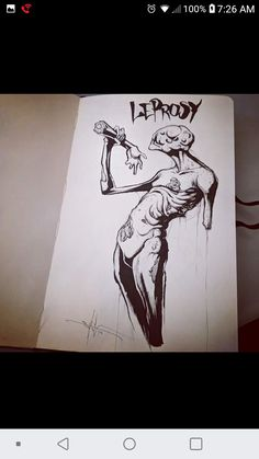 Shawn Coss | LEPROSY |
