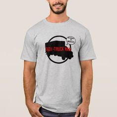Shop Box-truck Man Shirt created by TheLoneFew. Man Shirt, Keep It Cleaner, Shop Now, Fitness Models, Trucks, Unisex, Superhero, Casual, Sleeves