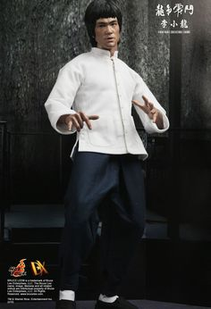 1456f2aeef5 Hot Toys   Enter the Dragon - Bruce Lee scale Collectible Figure