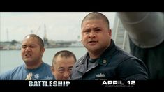 Wow ! :-O BATTLESHIP - Haka