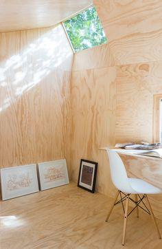 Writing Pavilion von Architensions | Installationen