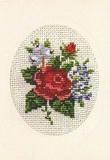 Flowers - Cross Stitch Patterns & Kits (Page 17) - 123Stitch.com