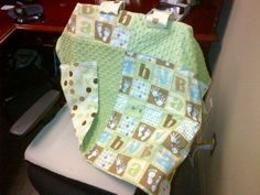 Carseat Canopy!