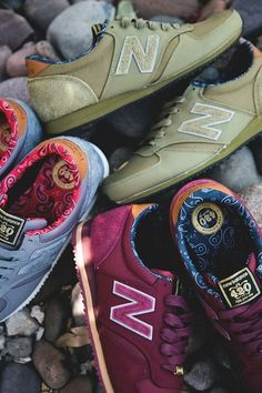 on sale abe66 e8ffa New Balance x Hershel Supply Co. 420 Balance Trainer, Sneaker Boutique,  Kicks Shoes