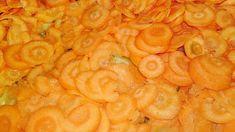 Pestrá chrumkavá čalamáda bez sterilizácie (fotorecept) - obrázok 4 Snack Recipes, Snacks, Chips, Food, Snack Mix Recipes, Appetizer Recipes, Appetizers, Potato Chip, Essen