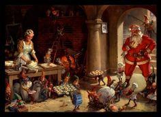 Christmas Baking -  George Hinke