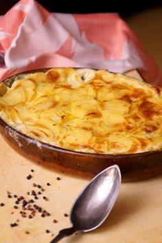Schön und Gut: Das fast vegetarische Kartoffelgratin