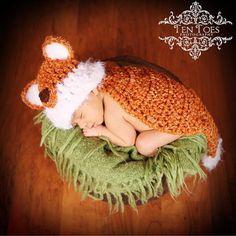 Fox crochet-ideas
