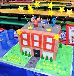 """Everyday is a """"Hollyday""""!: Wreck-It Ralph & Fix-It Felix Birthday Party"""