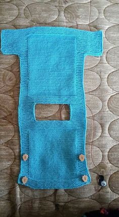 This Pin was discovered by NurI'd like to buy the pattern This post was discovered by rutHand knit baby vest /cardigan / with Teddy. Baby Knitting Patterns, Knitting For Kids, Crochet For Kids, Knitting Designs, Baby Patterns, Knit Crochet, Crochet Patterns, Diy Crafts Knitting, Loom Knitting