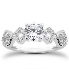 Moijey Collection Diamond Engagement Ring | Moijey Fine Jewelry and Diamonds