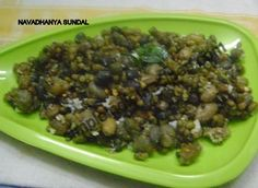 Navadhanya Sundal is a tasty South Indian salad made with any combination of 9 different legumes. This flavorful dish is made for festivals but can be had any day as a healthy protein packed snack. Protein Packed Snacks, Healthy Protein, Healthy Foods To Eat, Healthy Eating, Healthy Recipes, Sundal Recipe, Indian Salads, Easy Indian Recipes, Savory Snacks