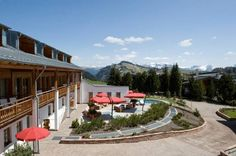 Hotel Seiser Alm Urthaler - Alpe di Siusi ... #Hotel, #Hotels, #SpecialOffers, #HotelDirect, #HotelGuide, #BestHotels ... Welcome to Hotel Seiser Alm Urthaler Alpe di Siusi, Hotel Seiser Alm Urthaleris the first hotel in the Alps made entirely of solid wood. The property is at an altitude of 1850 metres in Alpe di Siusi, and offers a luxury wellness centre and free Wi-Fi. The entire hotel is made of natural...