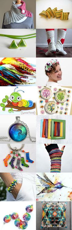 Colorful by Inita on Etsy #mobycatgraphics #etsy