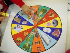 η σοφία...των νηπιαγωγών: Μαθαίνω να τρώω παίζοντας... Science Activities, Educational Activities, Activities For Kids, Vegetable Crafts, Special Education, Plastic Cutting Board, Healthy Eating, Nutrition, Diet