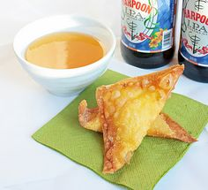"""Better Than Takeout"" Crab Rangoons - I Breathe... I'm Hungry..."