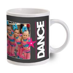 Is there a dancer in your family? www.GreatPhotosNow.com/shop/drinkware