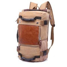 Vintage Traveler Backpack