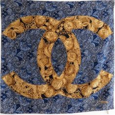 Wearing Scarves, How To Wear Scarves, Missoni, Logo Chanel, Leonard Paris, Symbols, Vintage, Art, Chanel Scarf