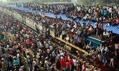 Population: 160 million and growing -Bangladesh