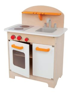the one that House Tweaking made over | Hape - Playfully Delicious - Gourmet Kitchen in White