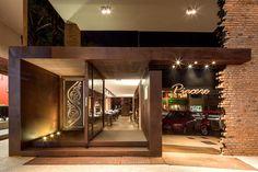 Galeria de Restaurante Piacere / Caroline Deifer - 1