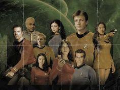 Firefly - Star Trek