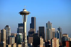 City of Seattle en Washington