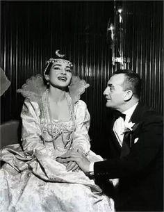 Maria Callas & Luchino Visconti - Iphigenie - 1957