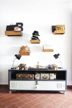 Boho Vintage Concept Store interiér, foto: boho.cz  #boho #inrerior #czechdesign #conceptstore