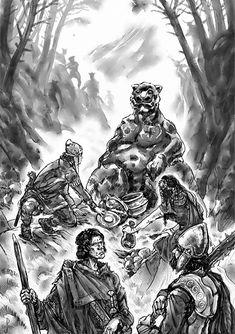 Glorantha: Argan Argar by Merlkir